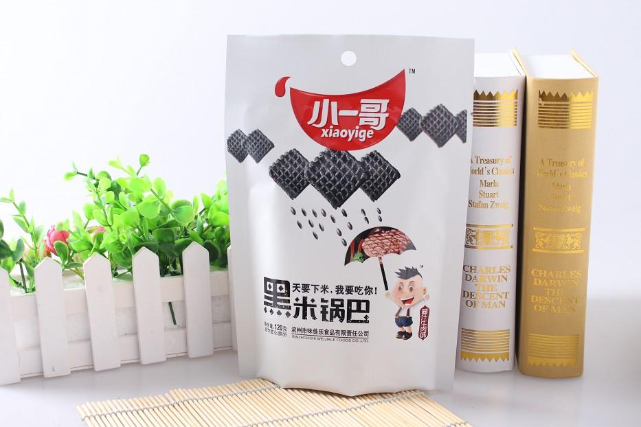 黑米锅巴——酱汁牛肉味120g