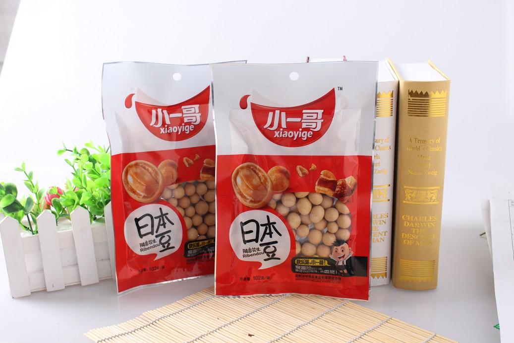 花生制品——日本豆 102g