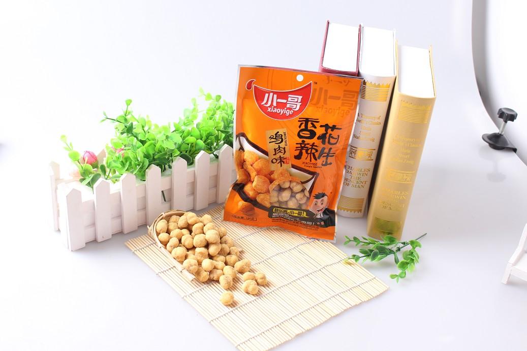 香辣花生——鸡肉味 120g