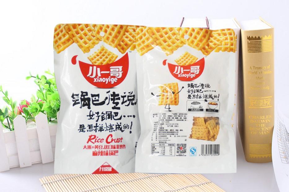 锅巴传说——麻辣味锅巴138g(升级版)